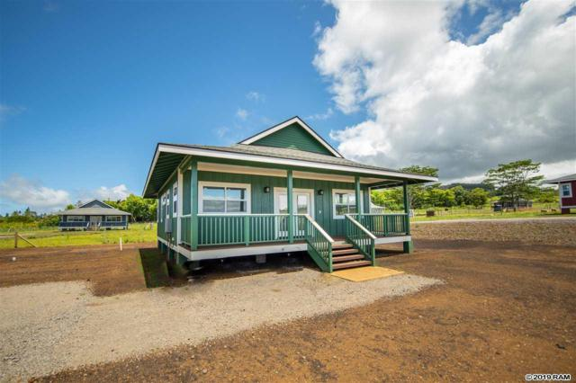 629 Auwaha St 38-B, Haiku, HI 96761 (MLS #382929) :: Elite Pacific Properties LLC