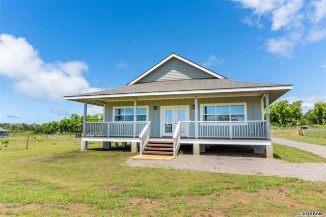 691 Auwaha St 39-A, Haiku, HI 96708 (MLS #382930) :: Elite Pacific Properties LLC