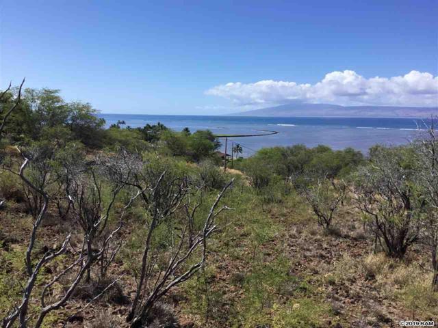 0 Makaiki Rd #256, Kaunakakai, HI 96748 (MLS #382949) :: Maui Estates Group