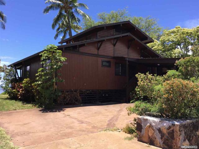 2270 Kamehameha V Hwy, Kaunakakai, HI 96748 (MLS #382950) :: Coldwell Banker Island Properties