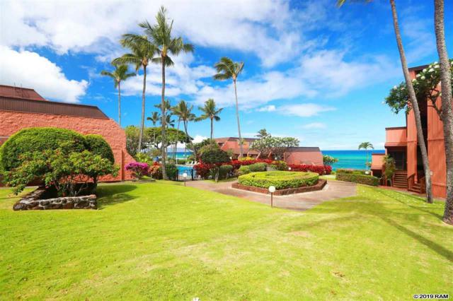 3959 Lower Honoapiilani Rd #203, Lahaina, HI 96761 (MLS #382953) :: Maui Estates Group