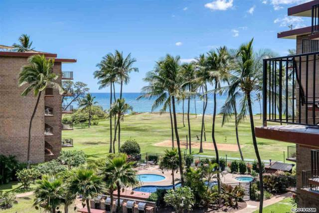 938 S Kihei Rd #501, Kihei, HI 96753 (MLS #382959) :: Maui Estates Group