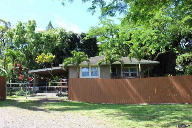 2780 Hana Hwy, Haiku, HI 96708 (MLS #382964) :: Maui Estates Group