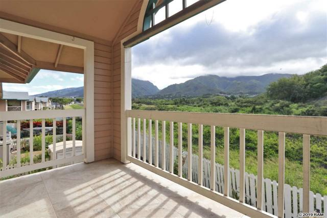 1010 Eha St 22-205, Wailuku, HI 96793 (MLS #382969) :: Coldwell Banker Island Properties