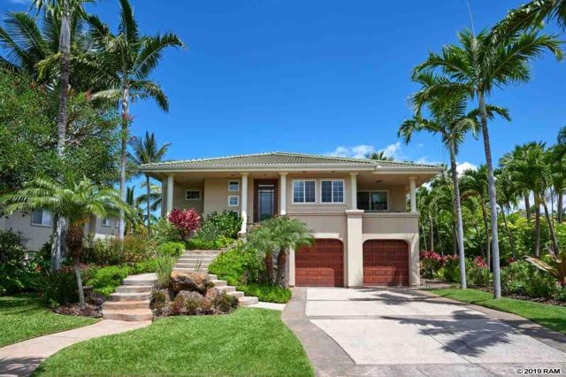 357 Pualoa Nani Pl, Kihei, HI 96753 (MLS #382978) :: Coldwell Banker Island Properties