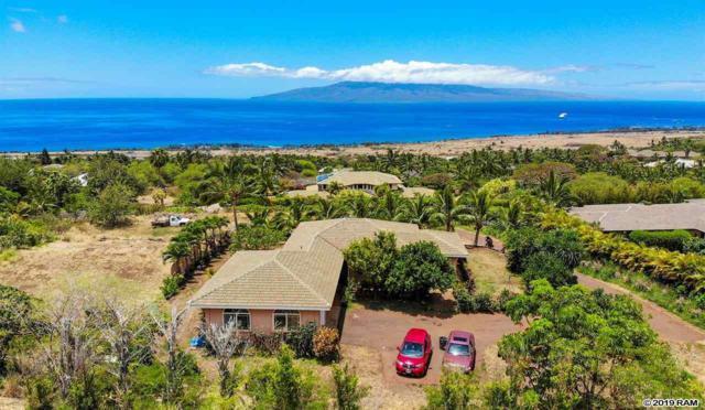 830 Kai Hele Ku St A, Lahaina, HI 96761 (MLS #382981) :: Coldwell Banker Island Properties
