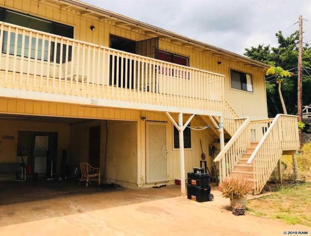 209 Auhana Rd, Kihei, HI 96753 (MLS #382985) :: Coldwell Banker Island Properties