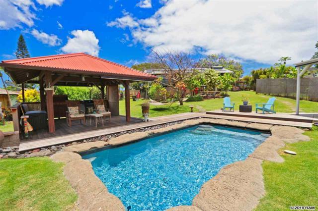 126 Keleawe St, Makawao, HI 96768 (MLS #382997) :: Maui Estates Group