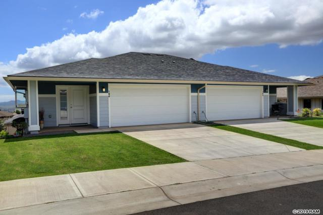 164 Akialoa St #95, Wailuku, HI 96793 (MLS #383004) :: Coldwell Banker Island Properties