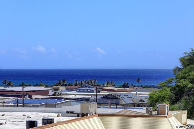 1063 Lower Main St #209, Wailuku, HI 96793 (MLS #383007) :: Coldwell Banker Island Properties