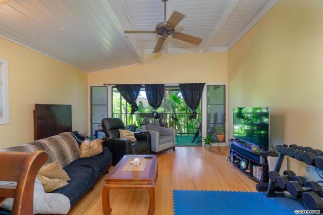 3788 Lower Honoapiilani Rd D101, Lahaina, HI 96761 (MLS #383019) :: Elite Pacific Properties LLC