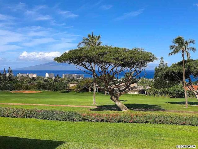 50 Puu Anoano St #2802, Lahaina, HI 96761 (MLS #383065) :: Maui Estates Group