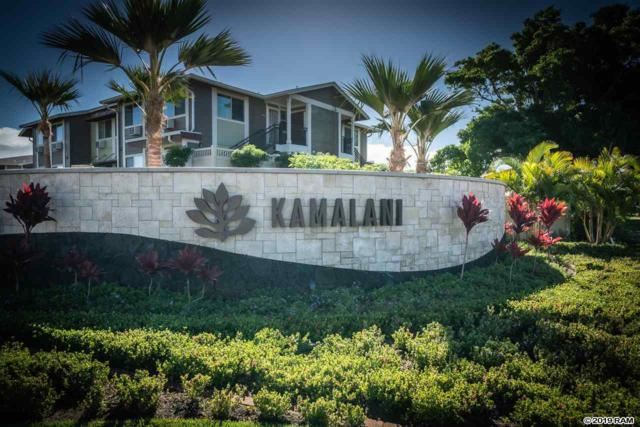 58 Kihalani St #1104, Kihei, HI 96753 (MLS #383066) :: Maui Estates Group