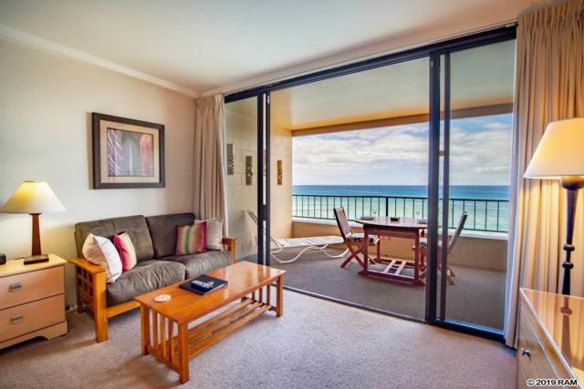 106 Kaanapali Shores Pl #307, Lahaina, HI 96761 (MLS #383074) :: Elite Pacific Properties LLC