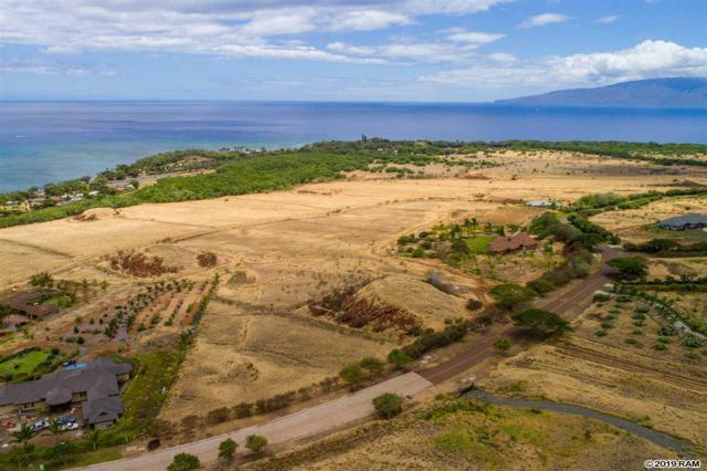 295 Luawai St #12, Lahaina, HI 96761 (MLS #383086) :: Maui Estates Group