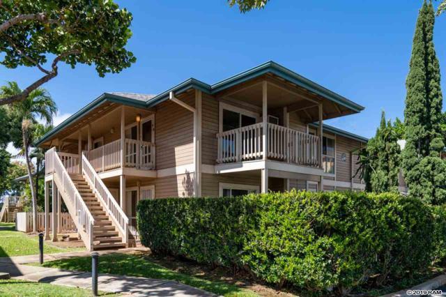 480 Kenolio Rd 24-201, Kihei, HI 96753 (MLS #383100) :: Elite Pacific Properties LLC