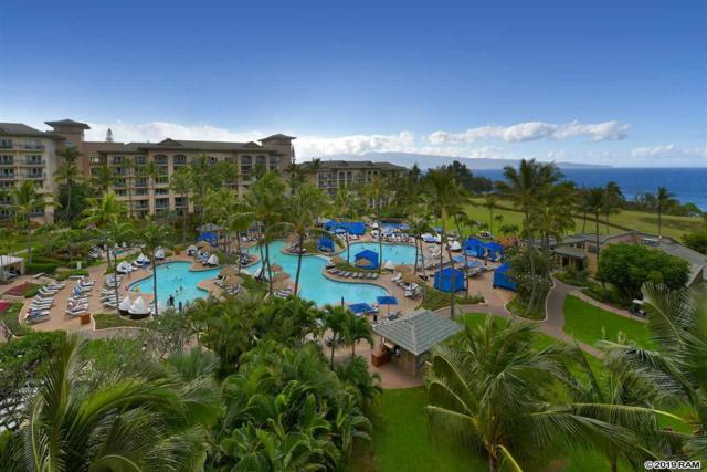 1 Ritz Carlton Dr #1512, Lahaina, HI 96761 (MLS #383104) :: Elite Pacific Properties LLC