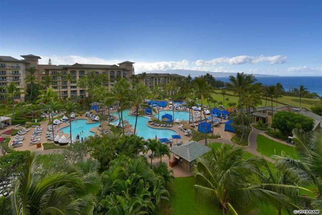 1 Ritz Carlton Dr #1512, Lahaina, HI 96761 (MLS #383104) :: Coldwell Banker Island Properties