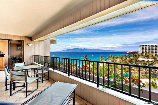 50 Nohea Kai Dr I-903, Lahaina, HI 96761 (MLS #383105) :: Elite Pacific Properties LLC