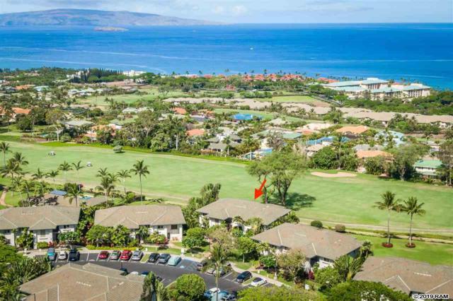 3950 Kalai Waa St J102, Kihei, HI 96753 (MLS #383122) :: Maui Estates Group