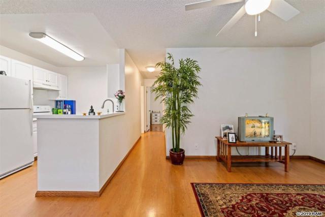 140 Uwapo Rd 2-202, Kihei, HI 96753 (MLS #383128) :: Coldwell Banker Island Properties