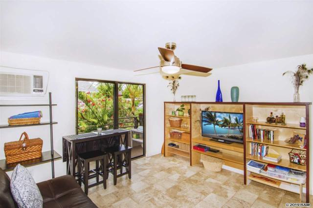 2747 S Kihei Rd D201, Kihei, HI 96753 (MLS #383137) :: Elite Pacific Properties LLC