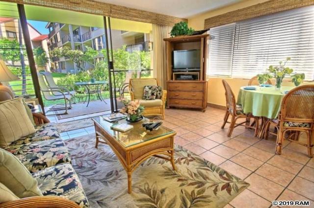 3543 Lower Honoapiilani Rd J107, Lahaina, HI 96761 (MLS #383158) :: Elite Pacific Properties LLC