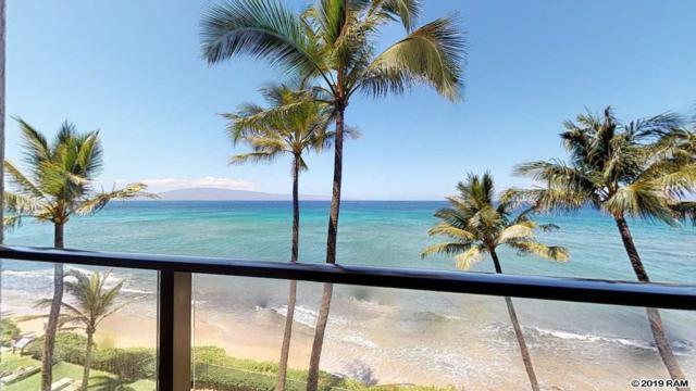 110 Kaanapali Shores Pl #504, Lahaina, HI 96761 (MLS #383164) :: Elite Pacific Properties LLC