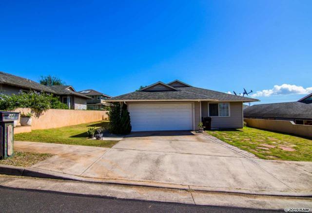 44 Keapua St, Wailuku, HI 96893 (MLS #383165) :: Elite Pacific Properties LLC