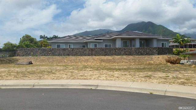 28 E Kapueone Pl, Wailuku, HI 96793 (MLS #383168) :: Coldwell Banker Island Properties