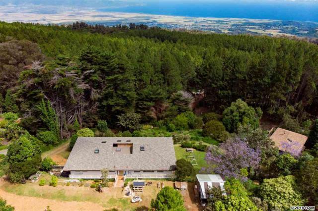 34 Alaluana Rd, Makawao, HI 96768 (MLS #383176) :: Maui Estates Group