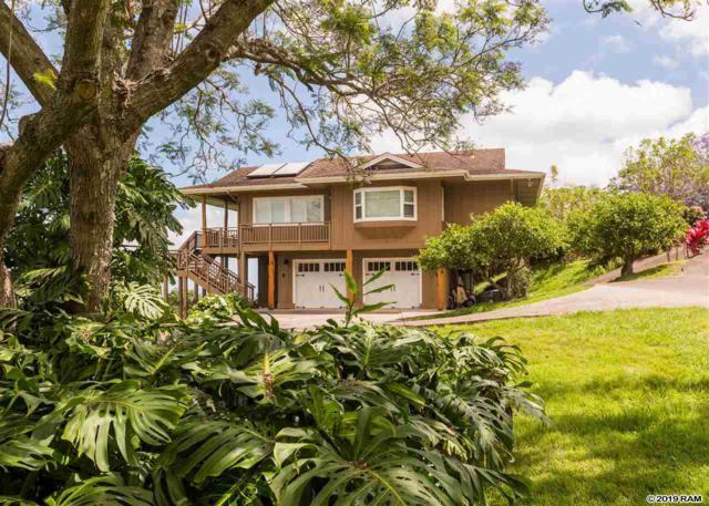610 Polipoli Rd, Kula, HI 96790 (MLS #383181) :: Elite Pacific Properties LLC