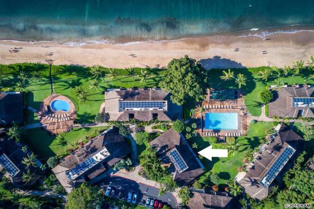 12 S Kihei Rd E2, Kihei, HI 96753 (MLS #383192) :: Maui Estates Group