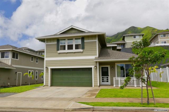 125 Lili Lehua St #46, Wailuku, HI 96793 (MLS #383194) :: Maui Estates Group