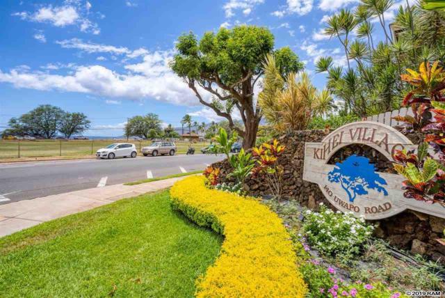 140 Uwapo Rd 35-102, Kihei, HI 96753 (MLS #383195) :: Maui Estates Group