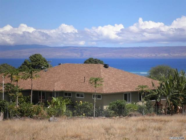 205 Aahi Pl, Kaunakakai, HI 96748 (MLS #383199) :: Elite Pacific Properties LLC