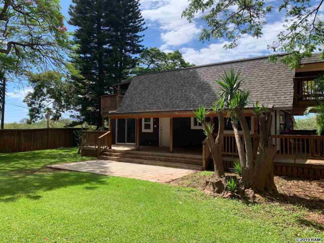172 Welakahao Rd, Kihei, HI 96753 (MLS #383200) :: Maui Estates Group