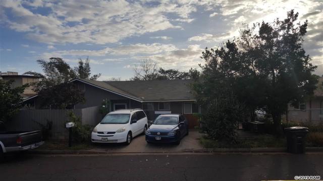 358 Hale Kai St, Kihei, HI 96753 (MLS #383206) :: Elite Pacific Properties LLC