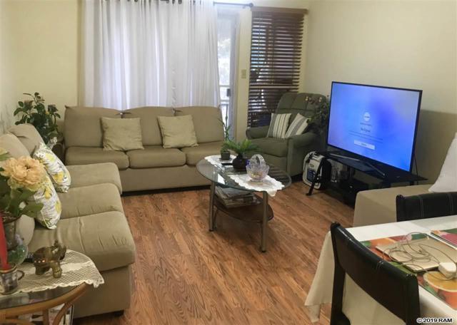 40 Kapi Ln 17-103, Wailuku, HI 96793 (MLS #383211) :: Elite Pacific Properties LLC