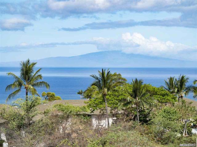 23 Halapa Pl Lot 4, Kihei, HI 96753 (MLS #383219) :: Maui Estates Group