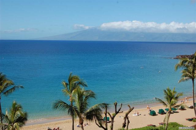 2481 Kaanapali Pkwy 812 X, Lahaina, HI 96761 (MLS #383221) :: Maui Estates Group