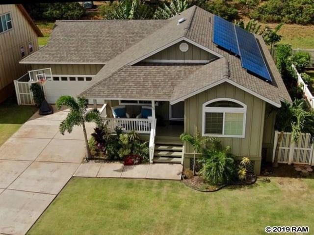 40 Waiapo St, Kihei, HI 96753 (MLS #383222) :: Elite Pacific Properties LLC