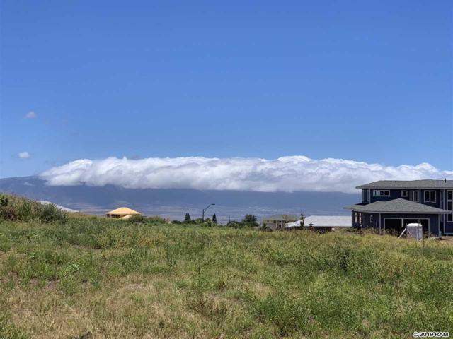 28 Lilinoe Pl, Pukalani, HI 96768 (MLS #383234) :: Maui Estates Group