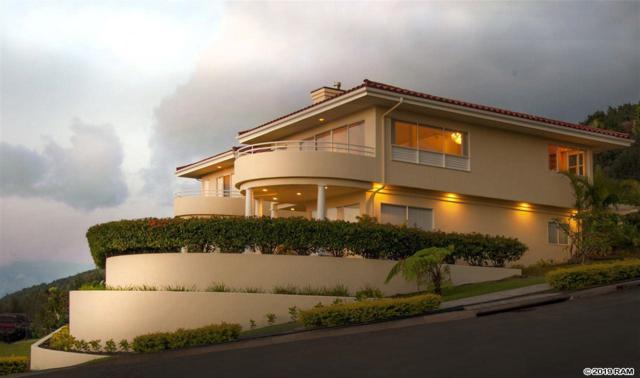 507 Kulaiwi Dr, Wailuku, HI 96793 (MLS #383239) :: Elite Pacific Properties LLC