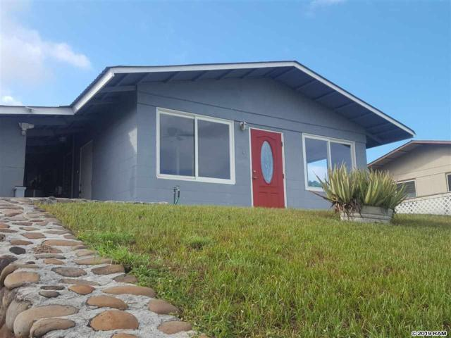 80 Kaiemi St, Kahului, HI 96732 (MLS #383244) :: Elite Pacific Properties LLC