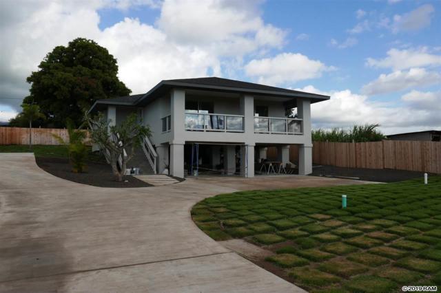 35 Mohala Pl Unit A, Pukalani, HI 96768 (MLS #383247) :: Maui Estates Group