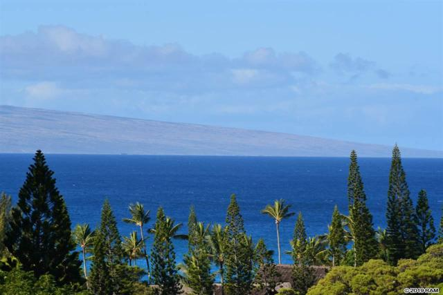 500 Kapalua Dr 12T1, Lahaina, HI 96761 (MLS #383256) :: Elite Pacific Properties LLC