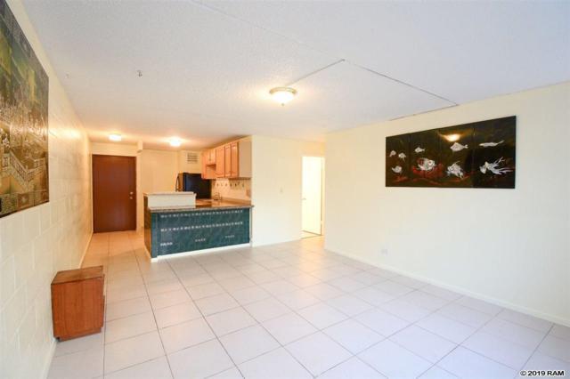 111 Kahului Beach Rd B213, Kahului, HI 96732 (MLS #383318) :: Elite Pacific Properties LLC