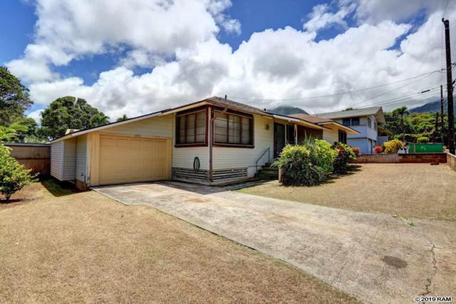 1971 Kalawi Pl, Wailuku, HI 96793 (MLS #383319) :: Elite Pacific Properties LLC