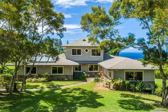 43 W Waipio Rd, Haiku, HI 96708 (MLS #383321) :: Elite Pacific Properties LLC